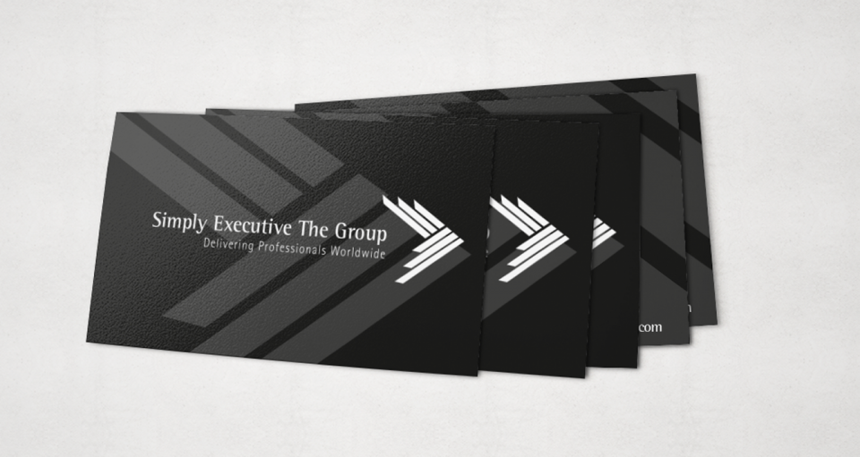 London based financial recruitment Simply Executive Brand Development 1