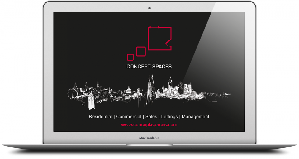 Website Design and Development for London based Estate Agent Portfolio 3