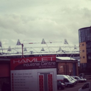 Olympic Stadium - Digital Marketing Office London