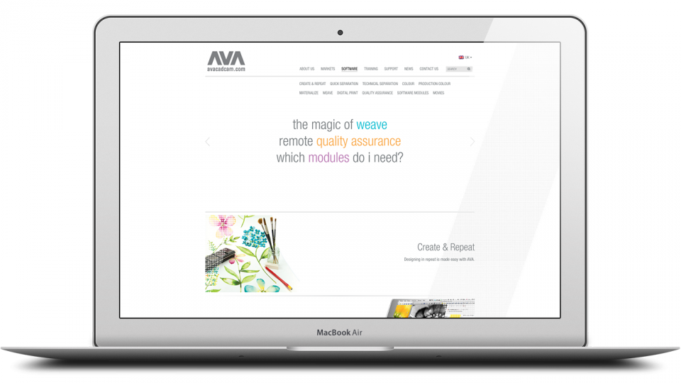 AVACadCam-Web-Design-Agency-London-Portfolio-Image-3