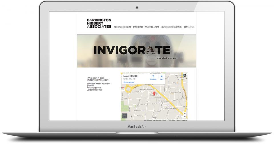 BHA Website Production Agency London Image 6