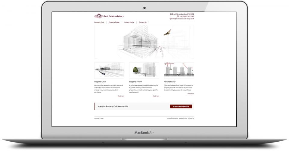 Estate Agency Web Design London Marketing Agency 1