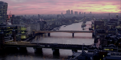 London, Seen Before Sunrise